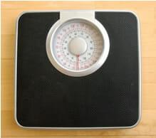 <h3>脂肪吸引と体重</h3>